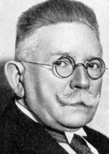 Alfred Hugenberg - Chancellor